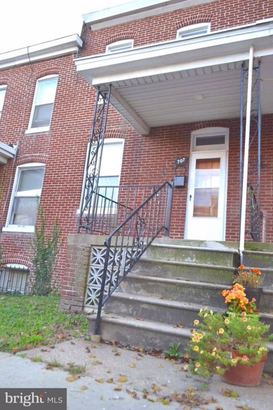 707 E. 37TH Street, Baltimore, MD 21218 - MLS#: 1003163311