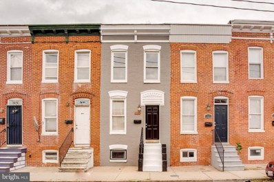 1420 Ward Street, Baltimore, MD 21230 - MLS#: 1003222685