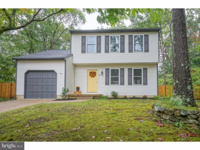 8 Carr Lane, Sicklerville, NJ 08081 - MLS#: 1003230144