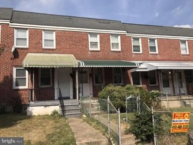 2432 Christian Street, Baltimore, MD 21223 - MLS#: 1003237457