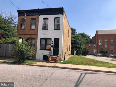 593 Orchard Street, Baltimore, MD 21201 - MLS#: 1003247758