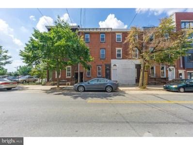 1762 Frankford Avenue UNIT 3, Philadelphia, PA 19125 - MLS#: 1003248012
