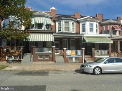 1815 Smallwood Street N, Baltimore, MD 21216 - #: 1003250632