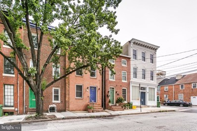 1039 William Street, Baltimore, MD 21230 - MLS#: 1003254546