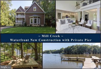 1620 Clay Hill Road, Annapolis, MD 21409 - MLS#: 1003268419
