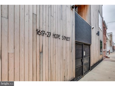 1627 N Hope Street UNIT 2C, Philadelphia, PA 19122 - MLS#: 1003272626