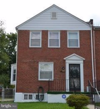 3201 Dorithan Road, Baltimore, MD 21215 - MLS#: 1003274605