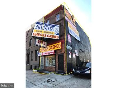 2822 N Broad Street, Philadelphia, PA 19132 - MLS#: 1003278951