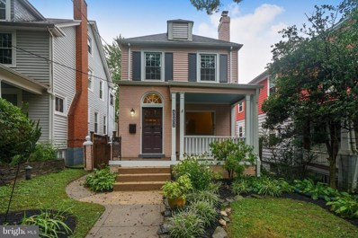 4052 Fessenden Street NW, Washington, DC 20016 - MLS#: 1003279806