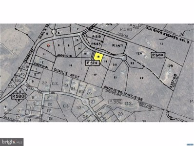 Lot 18 Sparrows Way, Elkton, MD 21921 - MLS#: 1003280019