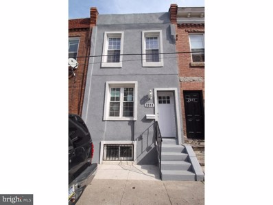 2011 S Norwood Street, Philadelphia, PA 19145 - MLS#: 1003280823