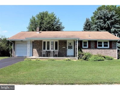 527 Lyman Avenue, Womelsdorf, PA 19567 - MLS#: 1003281017