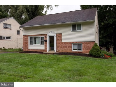 718 Hillside Drive, West Chester, PA 19380 - #: 1003281020
