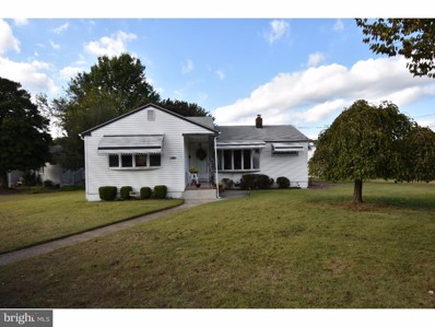 301 Mill Road, Burlington, NJ 08016 - MLS#: 1003281537