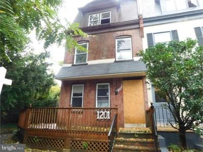 1201 N Clayton Street, Wilmington, DE 19806 - MLS#: 1003281565