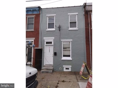 2626 Braddock Street, Philadelphia, PA 19125 - MLS#: 1003282983