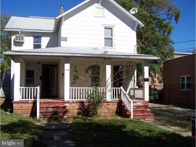 536 E Grape Street, Vineland, NJ 08360 - MLS#: 1003284373