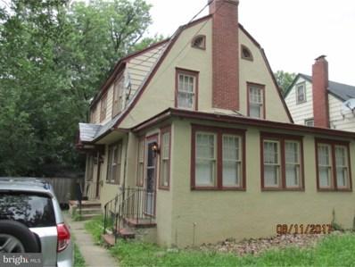 1109 Parkside Avenue, Ewing, NJ 08618 - MLS#: 1003284749