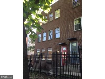 916 N American Street UNIT A, Philadelphia, PA 19123 - MLS#: 1003285227