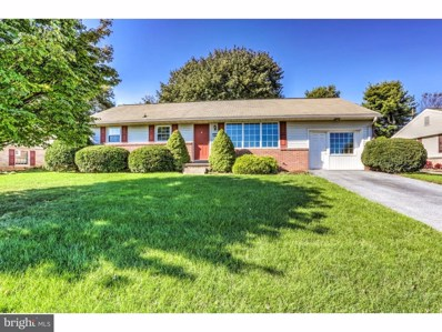 367 Valley View Drive, New Holland, PA 17557 - MLS#: 1003285263