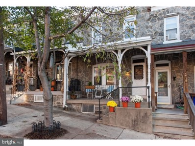 221 Righter Street, Philadelphia, PA 19128 - MLS#: 1003285411