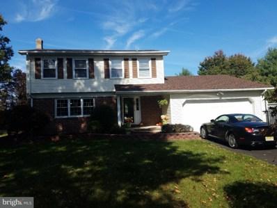 1 Hixon Drive, Burlington Township, NJ 08016 - MLS#: 1003285645
