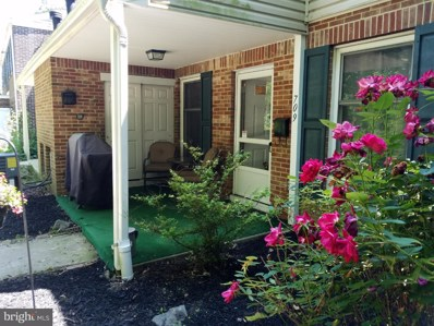 709 Middleton Place, Norristown, PA 19403 - MLS#: 1003288436