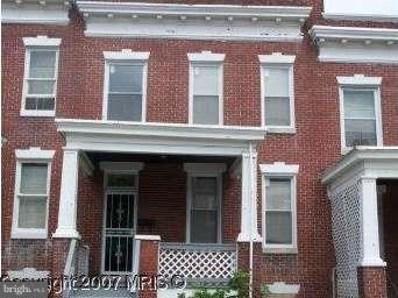 611 Linnard Street, Baltimore, MD 21229 - #: 1003289694