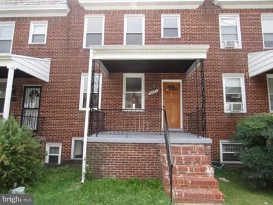 3551 Juneway, Baltimore, MD 21213 - #: 1003289734