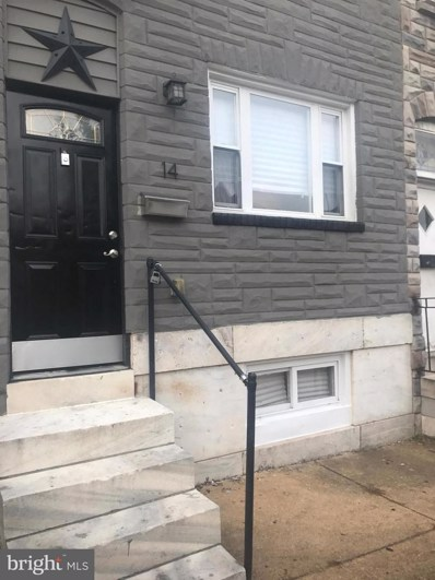 14 Highland Avenue N, Baltimore, MD 21224 - #: 1003289776