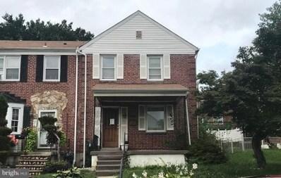 1216 Glenhaven Road, Baltimore, MD 21239 - #: 1003289922