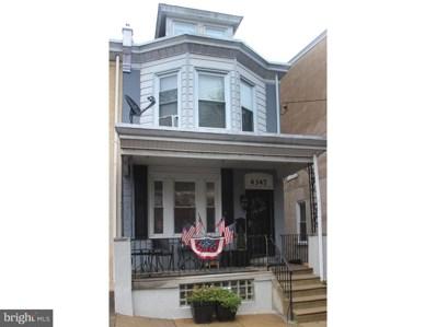 4347 Pechin Street, Philadelphia, PA 19128 - MLS#: 1003289950