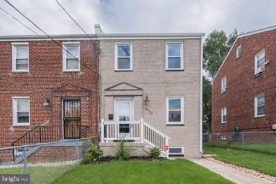 4973 8TH Street NE, Washington, DC 20017 - MLS#: 1003289954