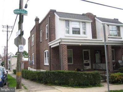 447 Hermitage Street, Philadelphia, PA 19128 - MLS#: 1003291283