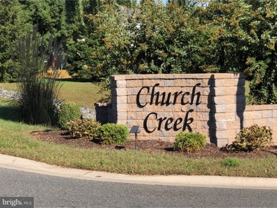 43 Church Creek Drive, Magnolia, DE 19962 - MLS#: 1003292299