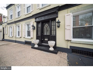 2053 Christian Street UNIT B, Philadelphia, PA 19146 - MLS#: 1003292491