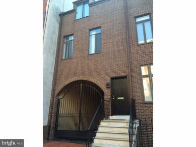 265 S 4TH Street UNIT A, Philadelphia, PA 19106 - MLS#: 1003292721