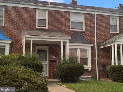 3812 Ednor Road, Baltimore, MD 21218 - MLS#: 1003295123
