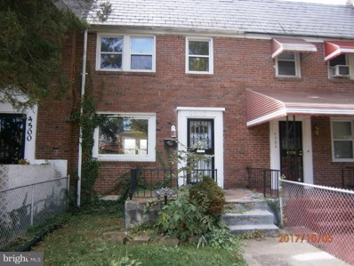 4502 Garden Drive, Baltimore, MD 21215 - MLS#: 1003295507