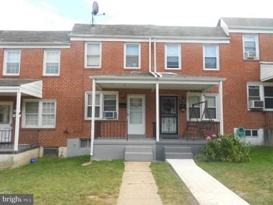 3539 Benzinger Road, Baltimore, MD 21229 - MLS#: 1003295561
