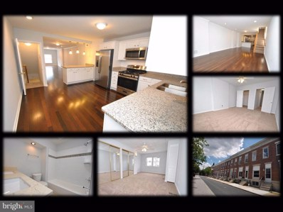 1728 Webster Street, Baltimore, MD 21230 - MLS#: 1003296111