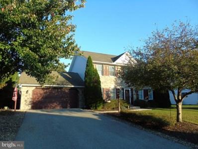 260 Arbutus Drive, Chambersburg, PA 17202 - MLS#: 1003296361