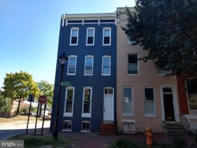 807 Hollins Street UNIT 1, Baltimore, MD 21201 - MLS#: 1003296429