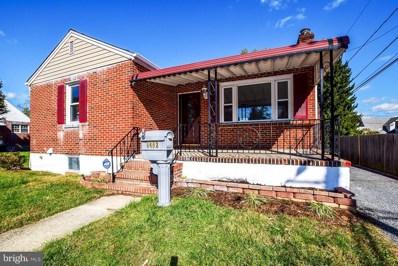 6402 Kriel Street, Baltimore, MD 21207 - MLS#: 1003296569