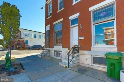 2937 Monument Street E, Baltimore, MD 21205 - #: 1003296587
