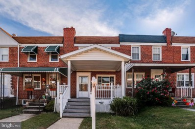 1919 Eastfield Road, Baltimore, MD 21222 - MLS#: 1003296591