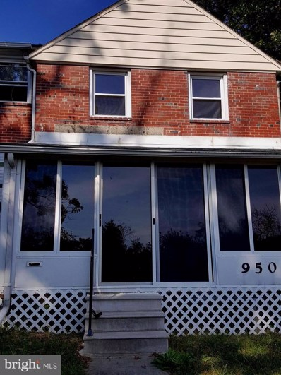 950 Hill Road N, Baltimore, MD 21218 - MLS#: 1003296865