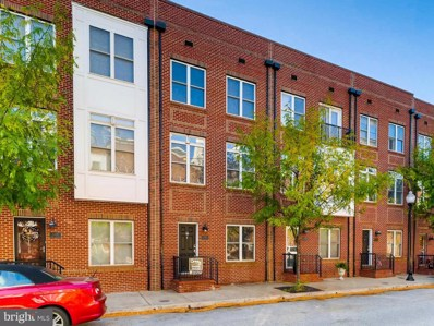 1426 Steuart Street, Baltimore, MD 21230 - MLS#: 1003297383