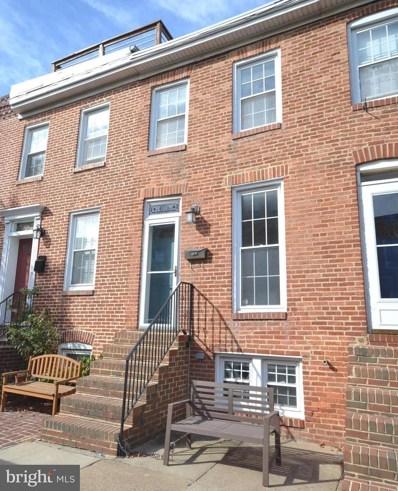 1522 William Street, Baltimore, MD 21230 - MLS#: 1003297585