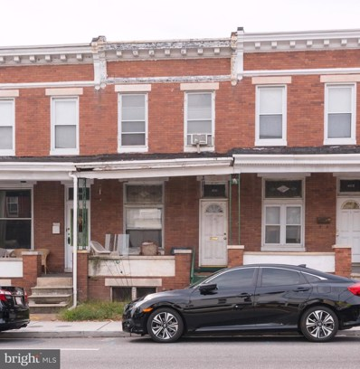 4010 Falls Road, Baltimore, MD 21211 - MLS#: 1003297777